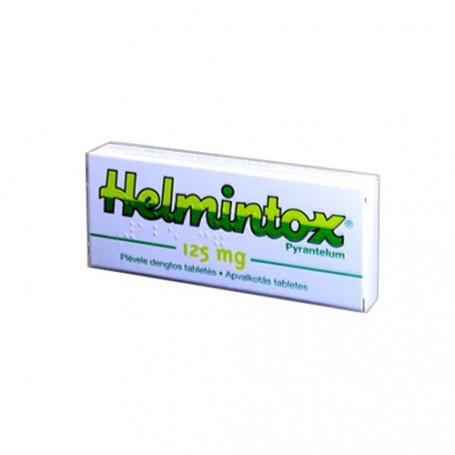 helmintox vartojimas