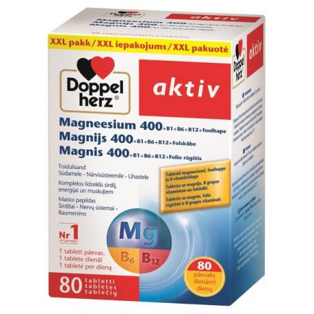 magnio dozė širdies sveikatai