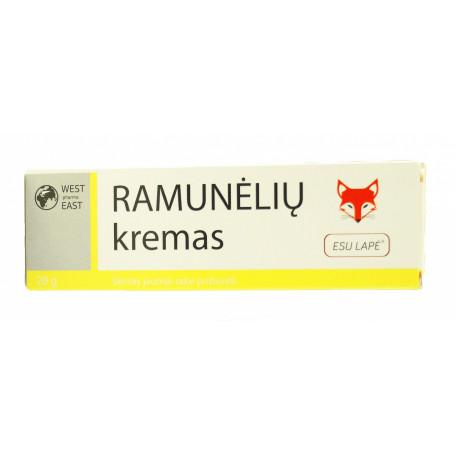 ramunėlių erekcijai)